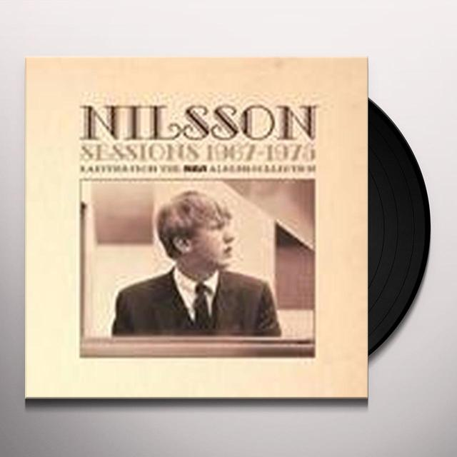 Harry Nilsson RARITIES COLLECTION Vinyl Record