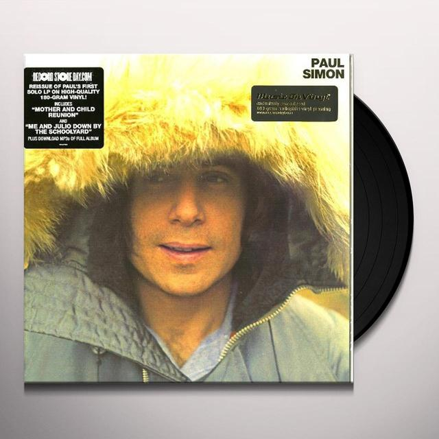 PAUL SIMON Vinyl Record - Holland Import