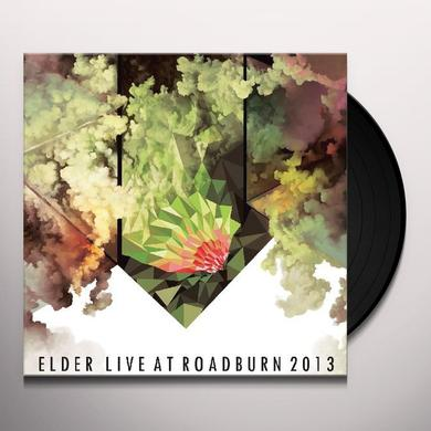 Elder LIVE AT ROADBURN 2013 Vinyl Record - UK Import