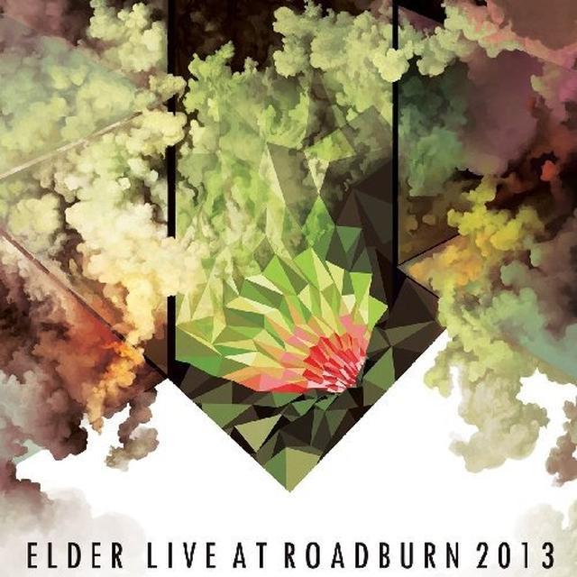 Elder LIVE AT ROADBURN 2013 Vinyl Record - UK Import