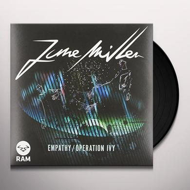 June Miller EMPATHY/OPERATION IVY Vinyl Record - UK Import