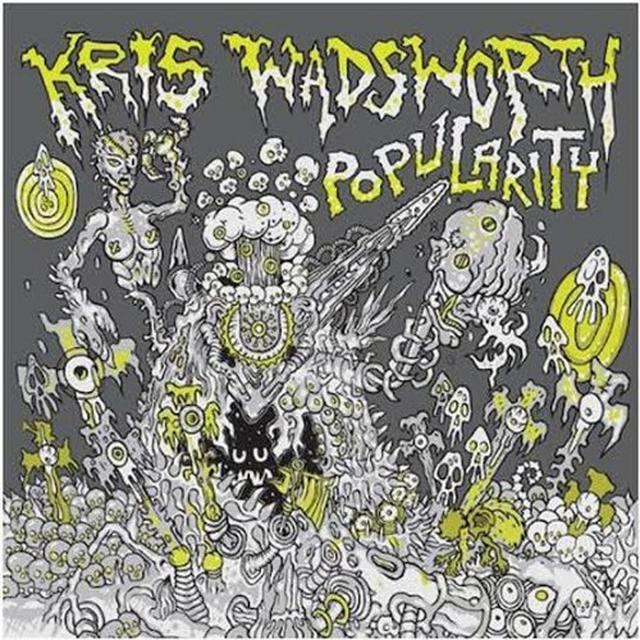 Kris Wadsworth POPULARITY Vinyl Record - UK Import