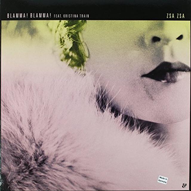 Blamma Blamma ZSA ZSA Vinyl Record