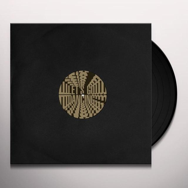 Tiga Vs Audion LET'S GO DANCE (ADAM BEYER REMIX) Vinyl Record