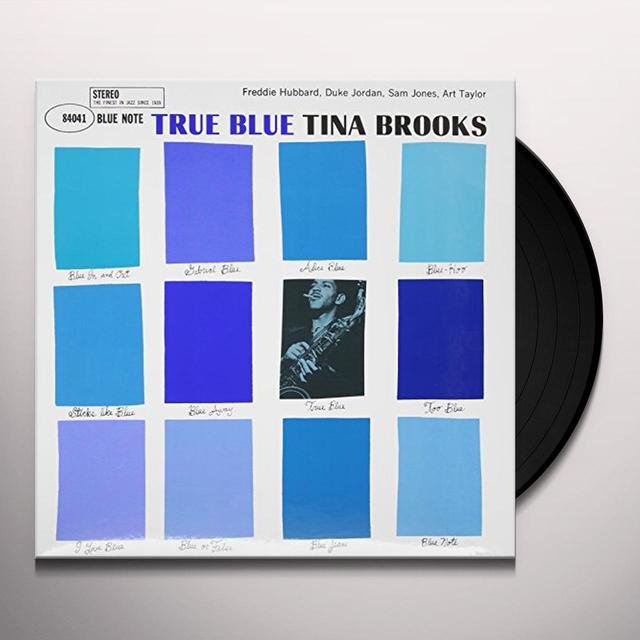 Tina Brooks TRUE BLUE Vinyl Record - 180 Gram Pressing