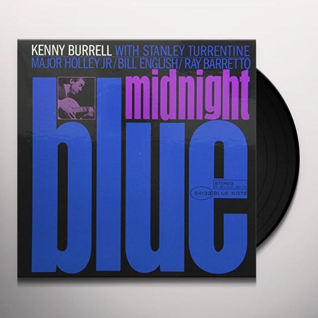 Kanny Burrell MIDNIGHT BLUE Vinyl Record