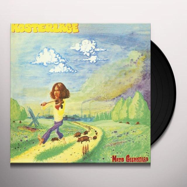 Mats Glenngard KOSTERLAGE Vinyl Record