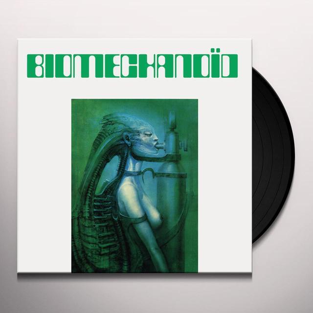 Joel Vandroogenbroeck BIOMECHANOID Vinyl Record