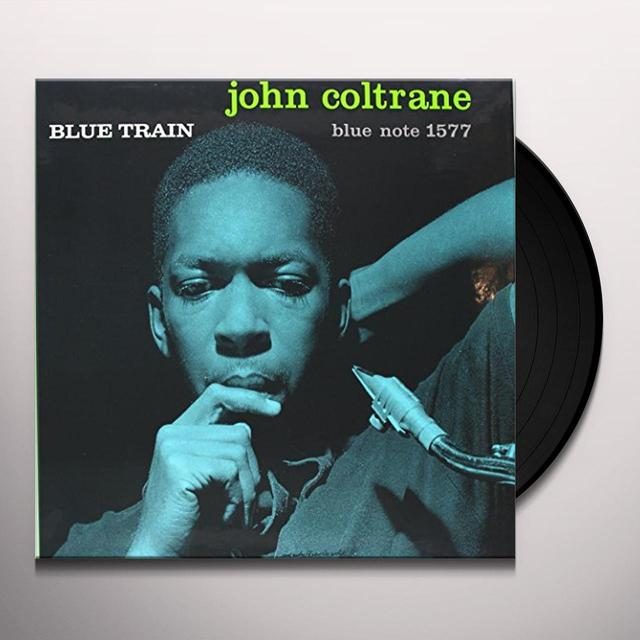 John Coltrane BLUE TRAIN Vinyl Record - 180 Gram Pressing