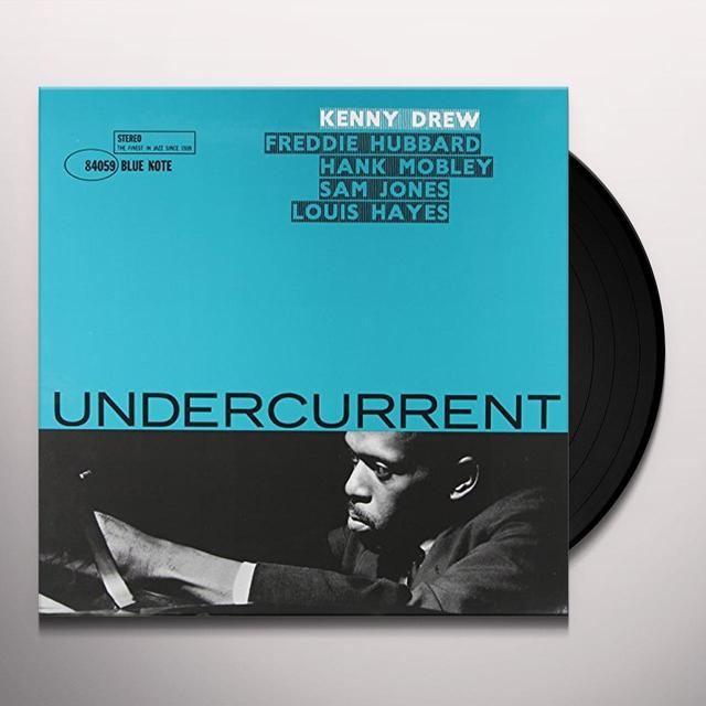 Kenny Drew UNDERCURRENT Vinyl Record - 180 Gram Pressing