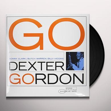Dexter Gordon GO Vinyl Record - 180 Gram Pressing