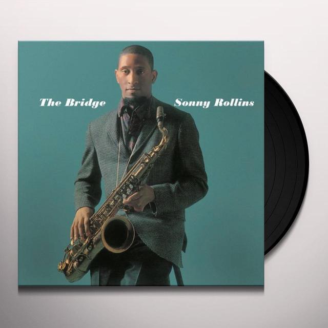 Sonny Rollins BRIDGE Vinyl Record - Limited Edition
