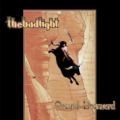 Bad Light ONWARD DOWNWARD Vinyl Record
