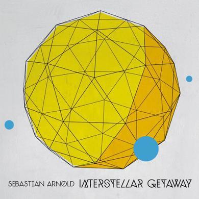 Sebastian Arnold INTERSTELLAR GETAWAY Vinyl Record