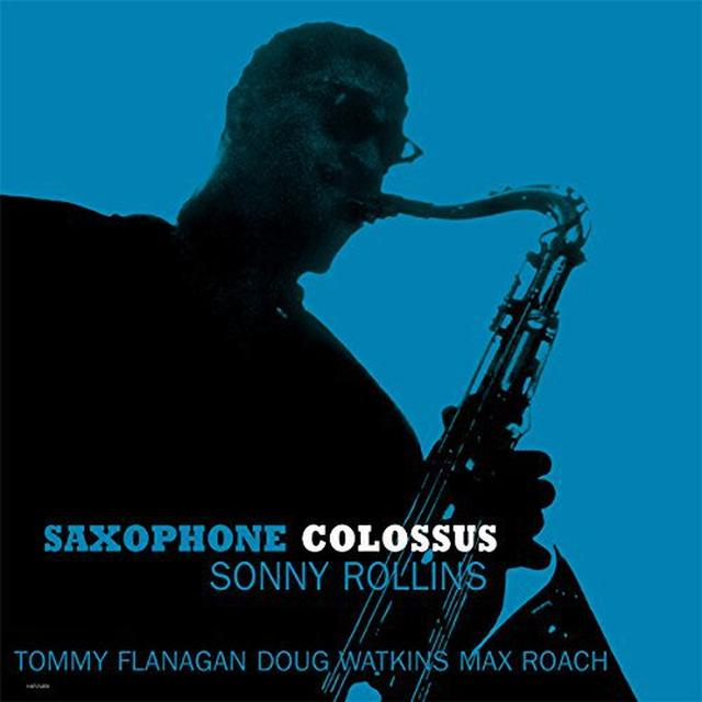 Sonny Rollins SAXOPHONE COLOSSUS Vinyl Record - Limited Edition