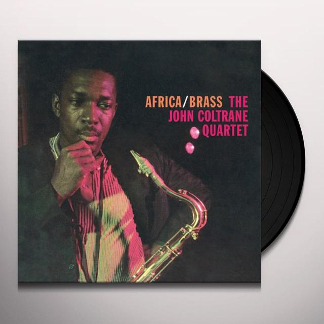 John Coltrane AFRICA / BRASS Vinyl Record - Limited Edition
