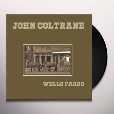 John Coltrane WELLS FARGO Vinyl Record