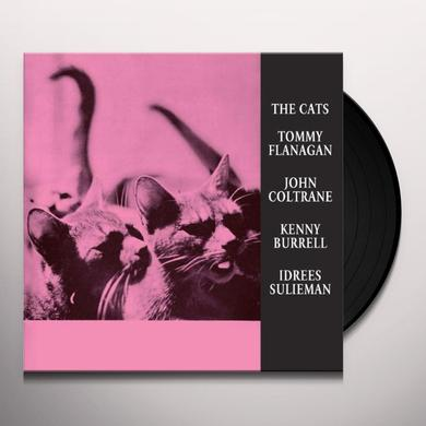 Tommy Flanagan / John Coltrane / Kenny Burrell CATS Vinyl Record - Limited Edition