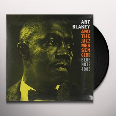 Art Blakey MOANIN Vinyl Record - 180 Gram Pressing