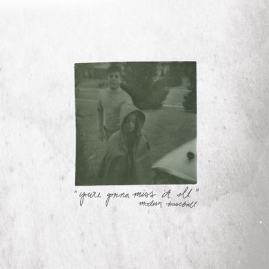 Modern Baseball YOU'RE GONNA MISS IT ALL Vinyl Record