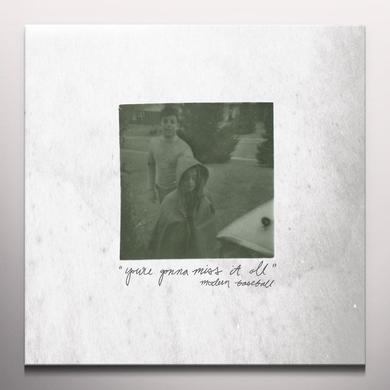 Modern Baseball YOU'RE GONNA MISS IT ALL Vinyl Record - Colored Vinyl, Digital Download Included