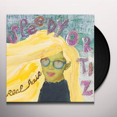Speedy Ortiz REAL HAIR Vinyl Record - Digital Download Included
