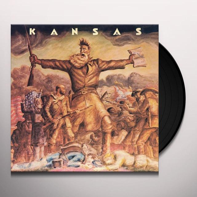 KANSAS Vinyl Record - Limited Edition, 180 Gram Pressing, Anniversary Edition