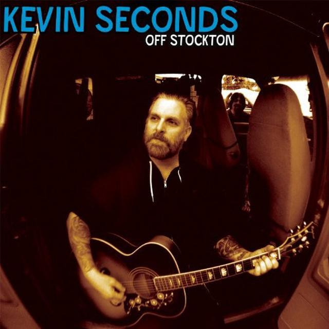 Kevin Seconds OFF STOCKTON Vinyl Record