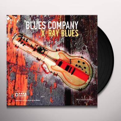 Blues Company X-RAY BLUES Vinyl Record