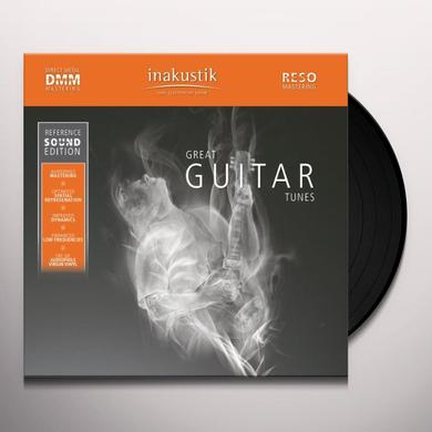 Great Guitar Tunes REFERENCE SOUND EDITION Vinyl Record