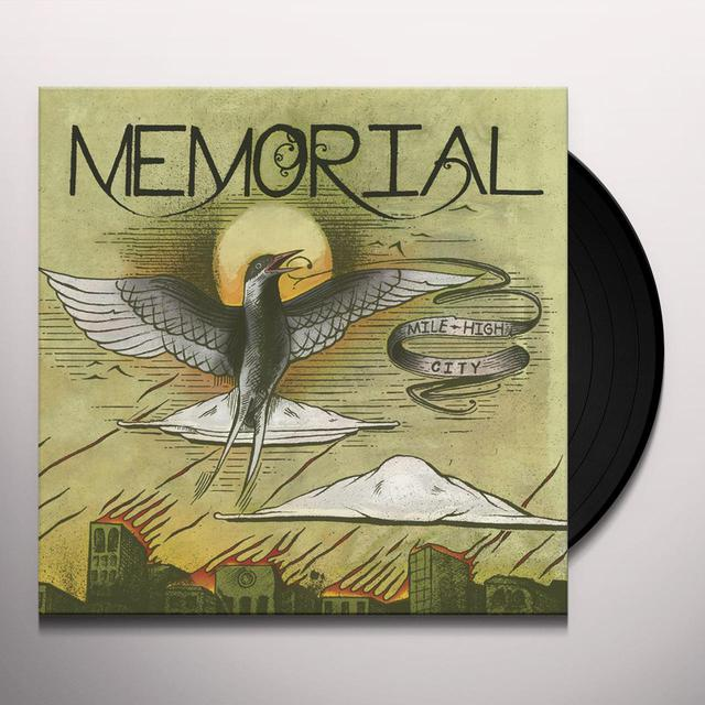 Memorial MILE HIGH CITY Vinyl Record
