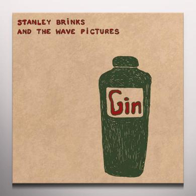 Stanley Brinks GIN Vinyl Record - Clear Vinyl