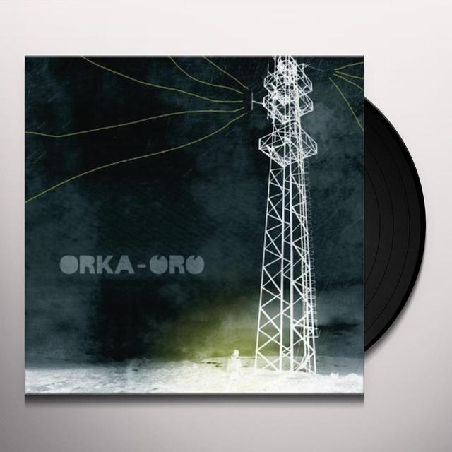 Orka ORO Vinyl Record