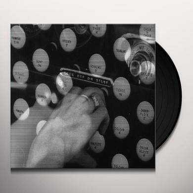 Giuseppe Ielasi / Andrew Pekler HOLIDAY FOR SAMPLER Vinyl Record