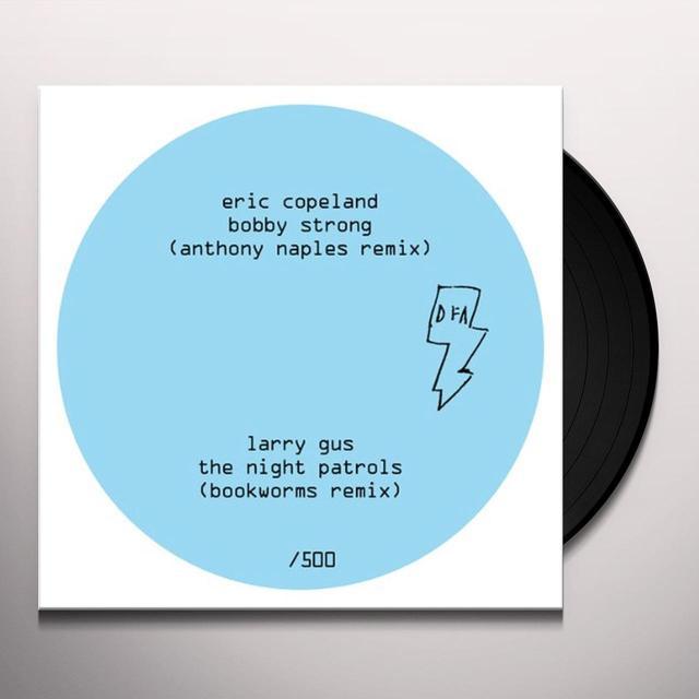 Eric Copeland / Larry Gus ANTHONY NAPLES REMIX / BOOKWORMS REMIX Vinyl Record