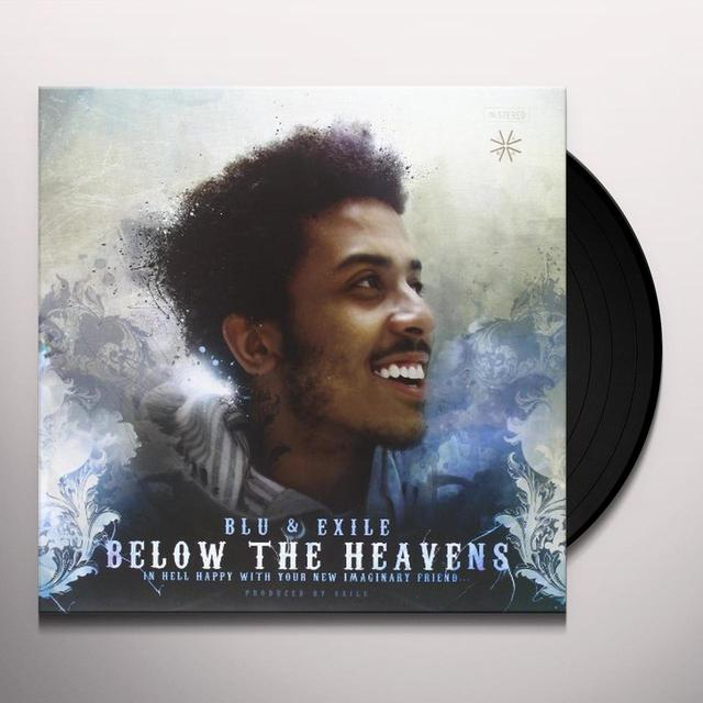 Blu & Exhile BELOW THE HEAVENS Vinyl Record