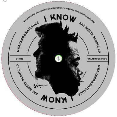 Qwazaar & Batsauce I KNOW Vinyl Record