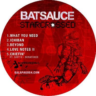Batsauce STARCROSSED Vinyl Record