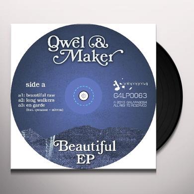 Qwel & Maker BEAUTIFUL RAW Vinyl Record