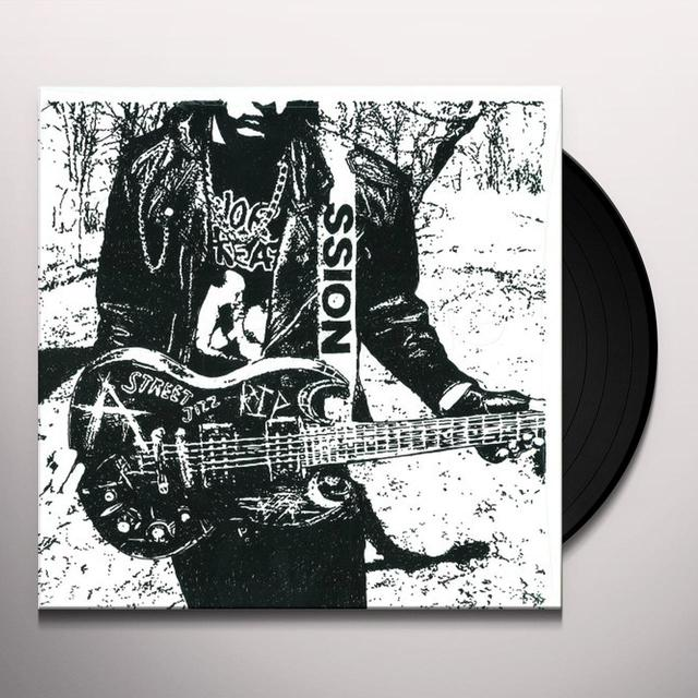 Ssion STREET JIZZ REMIXES Vinyl Record