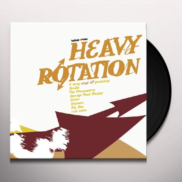 HEAVY ROTATION Vinyl Record