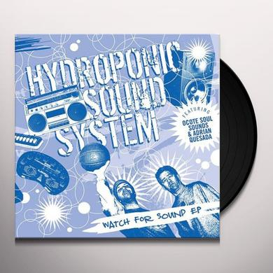 Hydroponic Sound System WATCH Vinyl Record