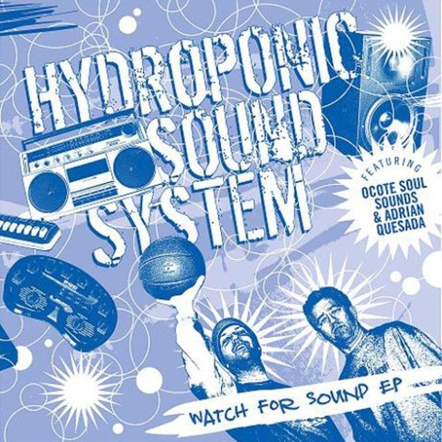 Hydroponic Sound System WATCH Vinyl Record