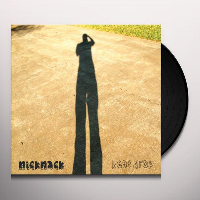 Nick Nack BEAT DROP Vinyl Record