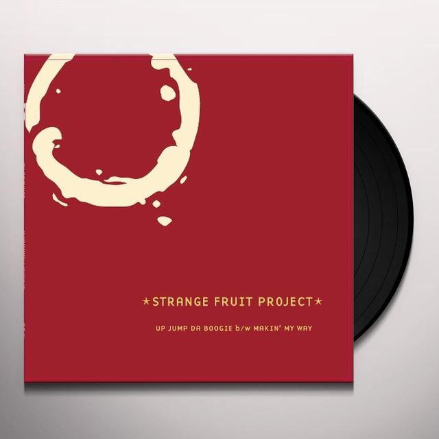 Strange Fruit Project UP JUMP Vinyl Record