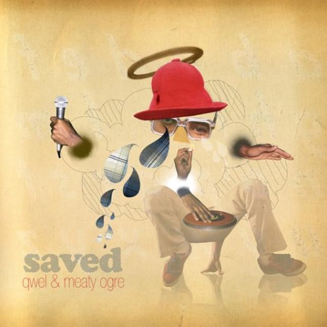 Qwel SAVED Vinyl Record