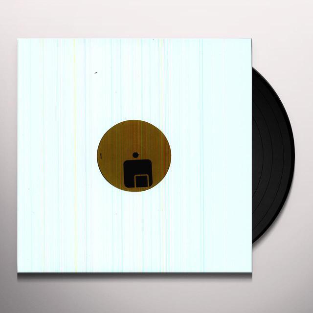 Dubbyman OCEAN IN MOTION Vinyl Record