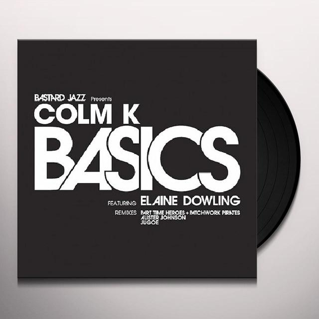 Colm K BASICS (Vinyl)
