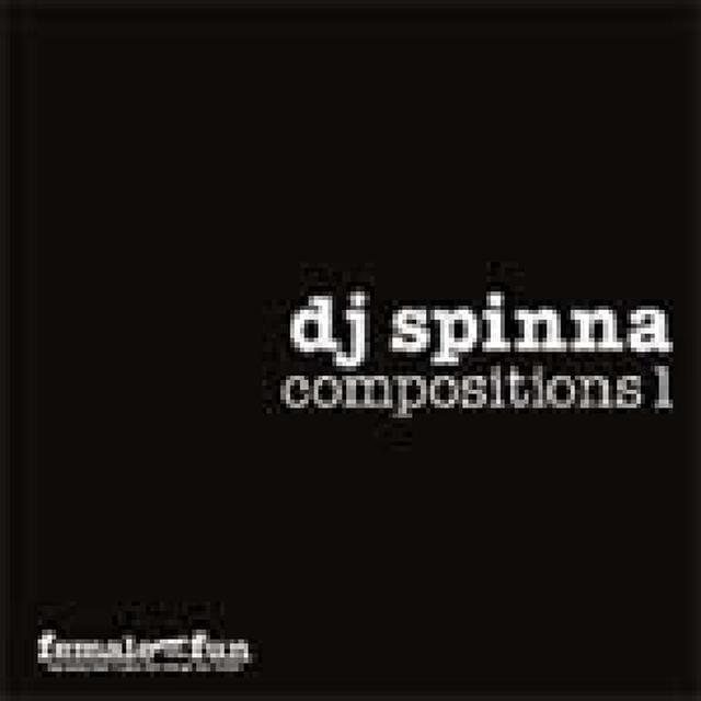 Dj Spinna COMPOSITIONS 1 Vinyl Record