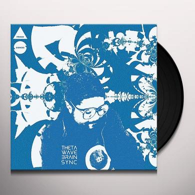 Afrikan Sciences THETA WAVE BRAIN SYNC Vinyl Record